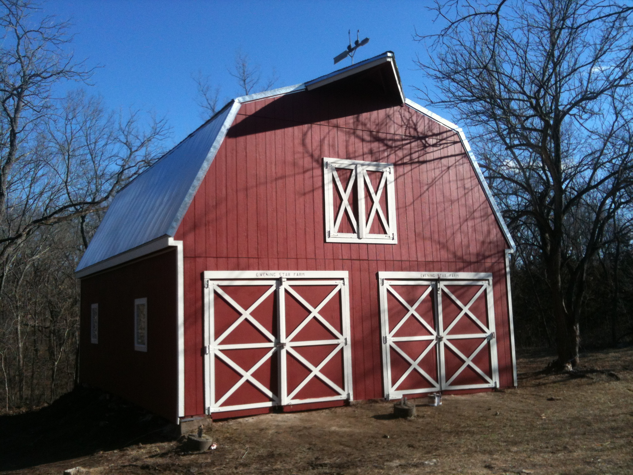 Barn Project Refined Design Remodeling Llc
